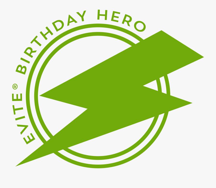 Evite Birthday Hero Badge - Northwest University China Logo, Transparent Clipart