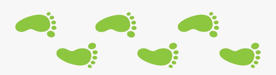 Walking Feet Clipart, Transparent Clipart
