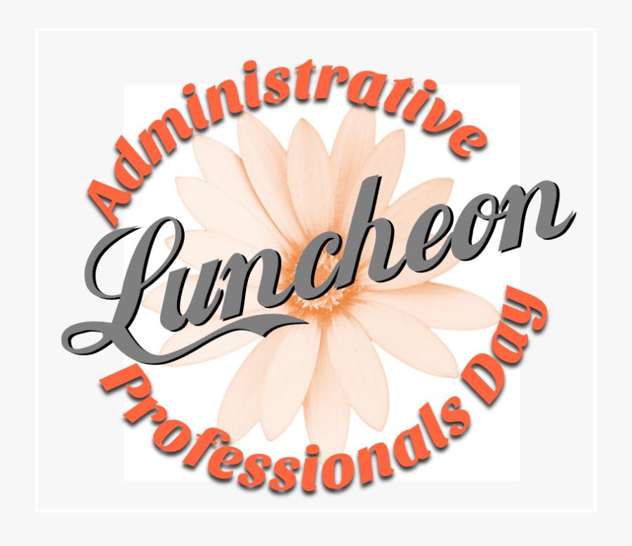 Receptionist Clipart Administrative Professional - Administrative Professional Day Luncheon, Transparent Clipart