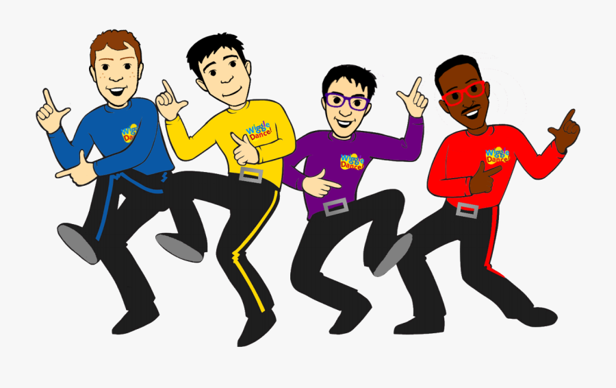 Captain Feathersword The Wiggles Cartoon, Transparent Clipart