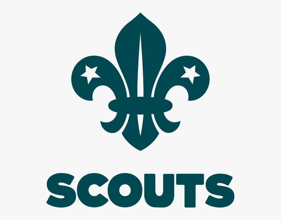 Branding Images Sevenoaks Scout Group Png Scout Logo - Fleur De Lys Scout, Transparent Clipart