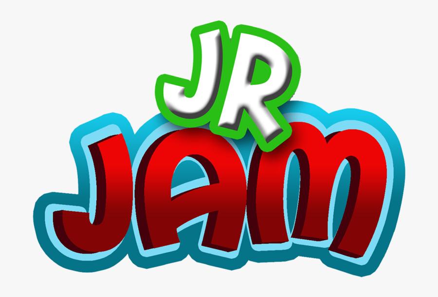 Jr Jam Logo, Transparent Clipart