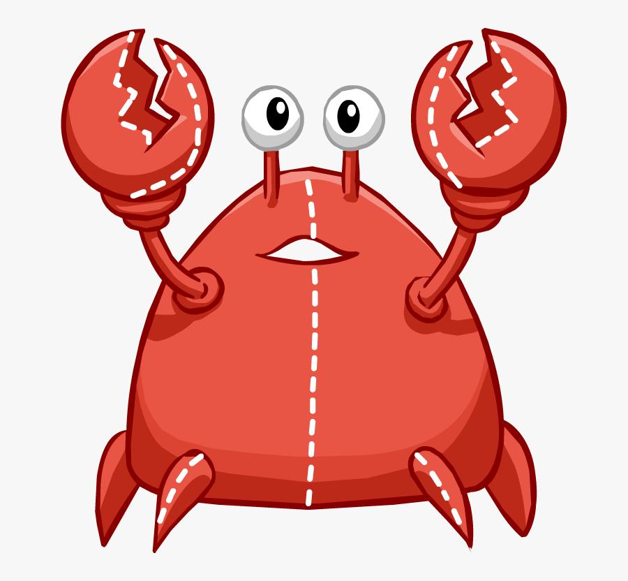 Horseshoe Crab Clipart By Gosc - Club Penguin Klutzy Costume, Transparent Clipart