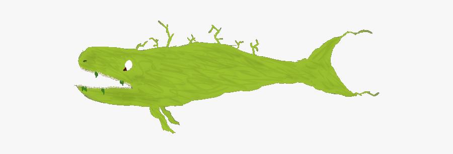 Subnautica Arts Wiki - Crocodilia, Transparent Clipart