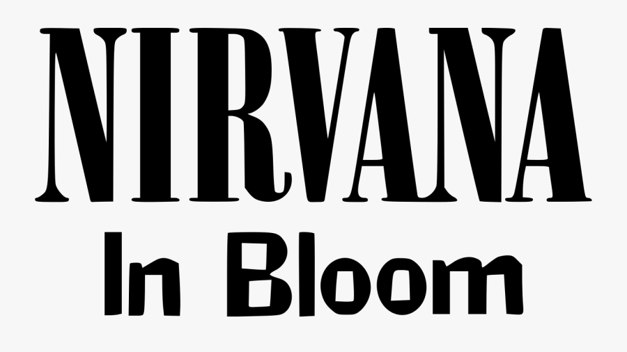 Nevermind In Bloom Nirvana, Transparent Clipart