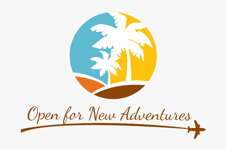 Travel Agency Logos Sample, Transparent Clipart