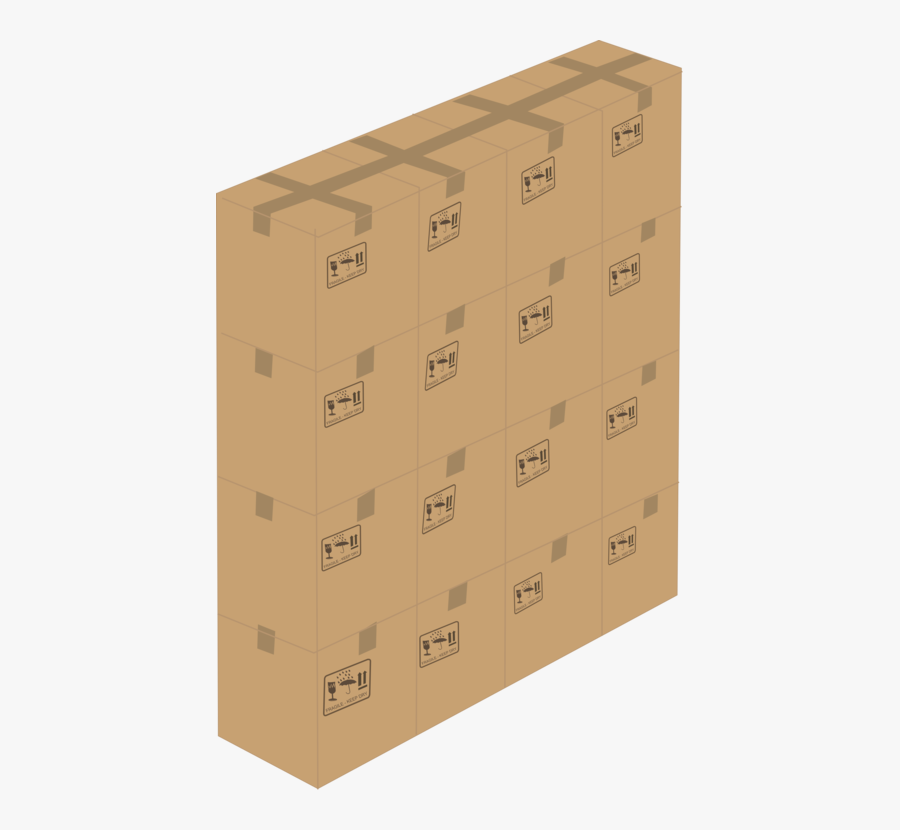 Carton,angle,box - Boxes Clipart, Transparent Clipart