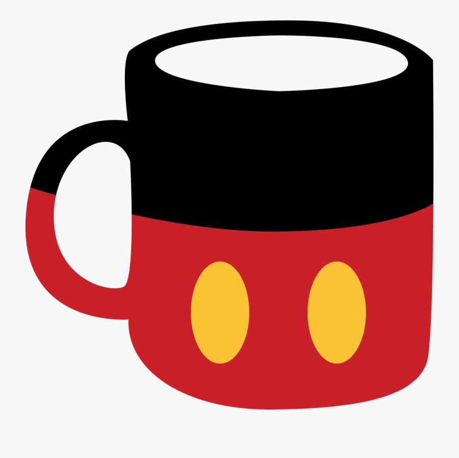 Mug Svg Cut File - Mug, Transparent Clipart