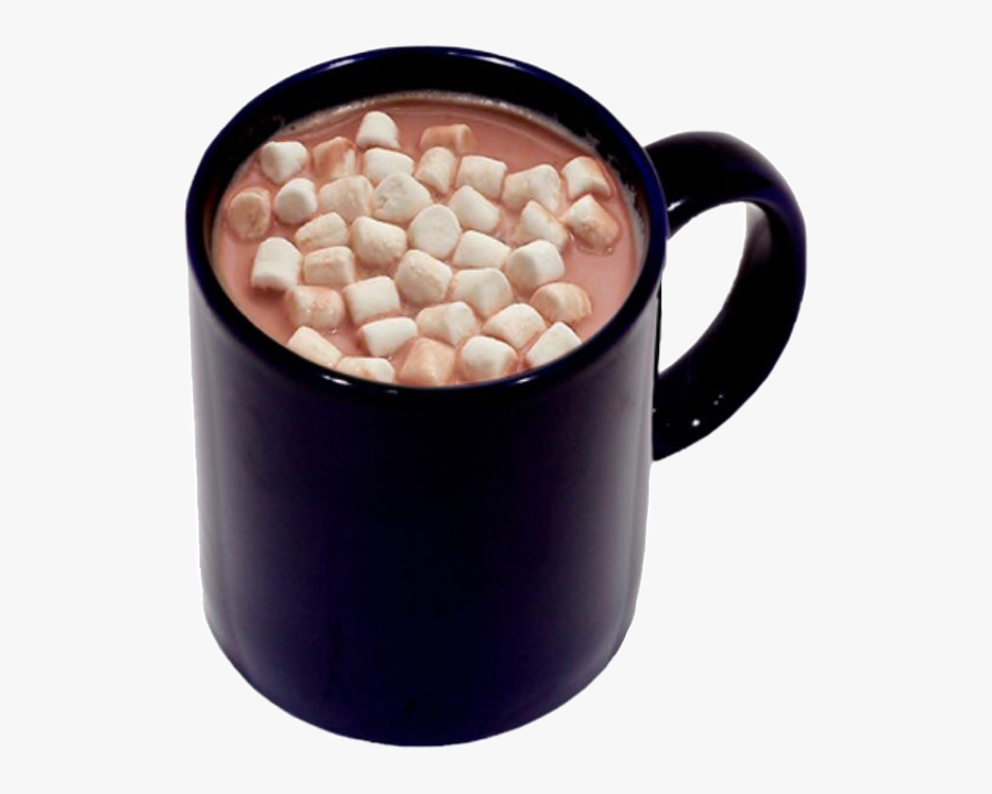 #hotcocoa #hotchocolate #marshmallow #drink #winter - Hot Chocolate With Marshmallows Transparent, Transparent Clipart