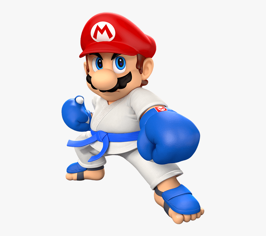 Mario & Sonic At The Olympic Games Tokyo 2020 Characters, Transparent Clipart