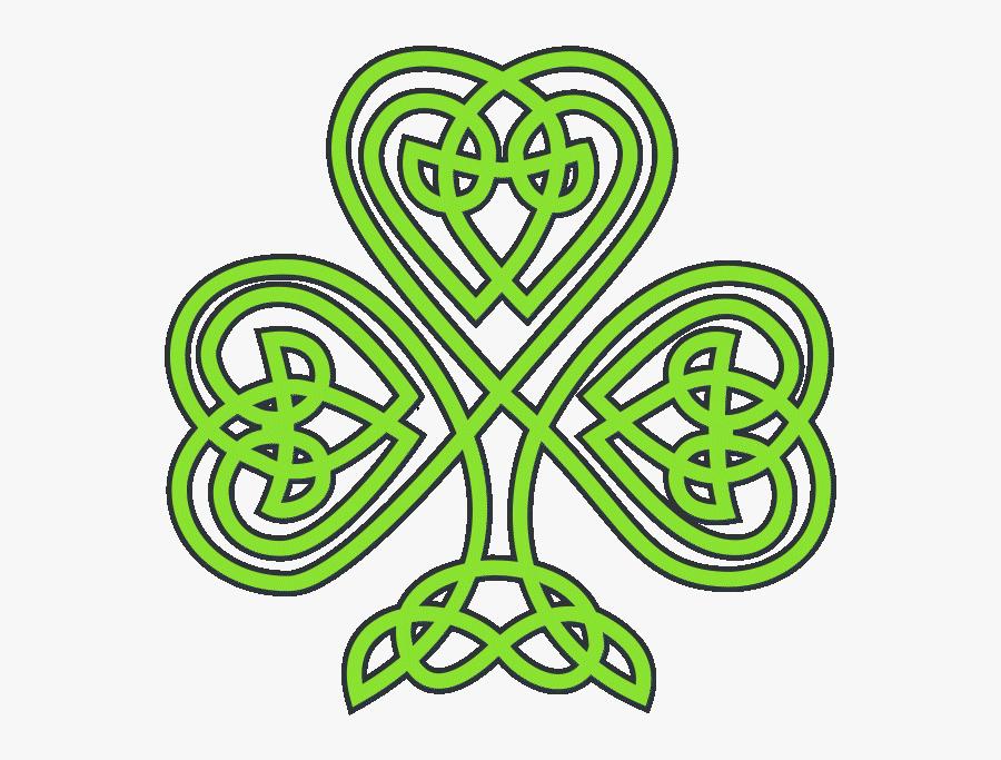 Pv 1 Clipart Clipground Gambling Clip Art Gambling - Shamrock Celtic, Transparent Clipart