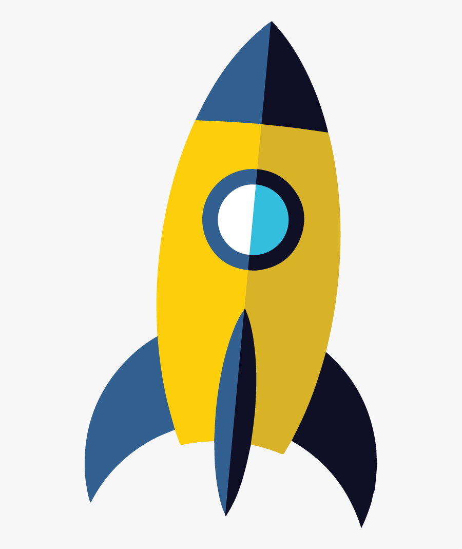 Rocket Ship Graphic, Transparent Clipart