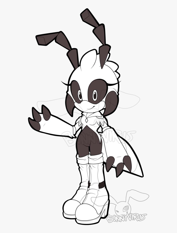 Mia The Fire Ant - Cartoon, Transparent Clipart
