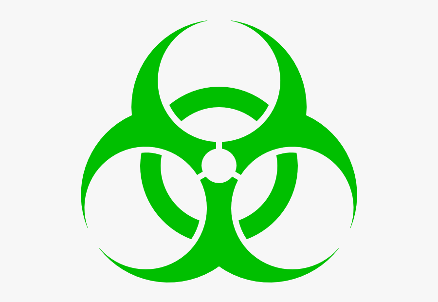 Green Biohazard Symbol Png , Free Transparent Clipart ...