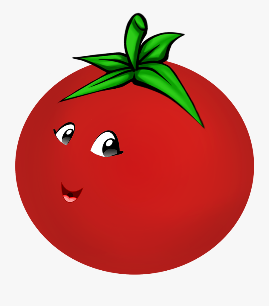 Tomato Clipart - Cherry Tomatoes, Transparent Clipart