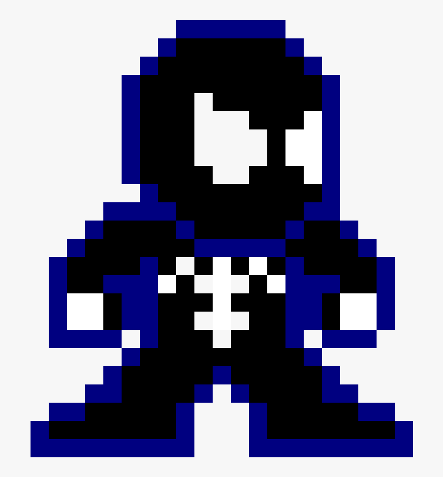 Minecraft Pixel Art Venom , Free Transparent Clipart ...