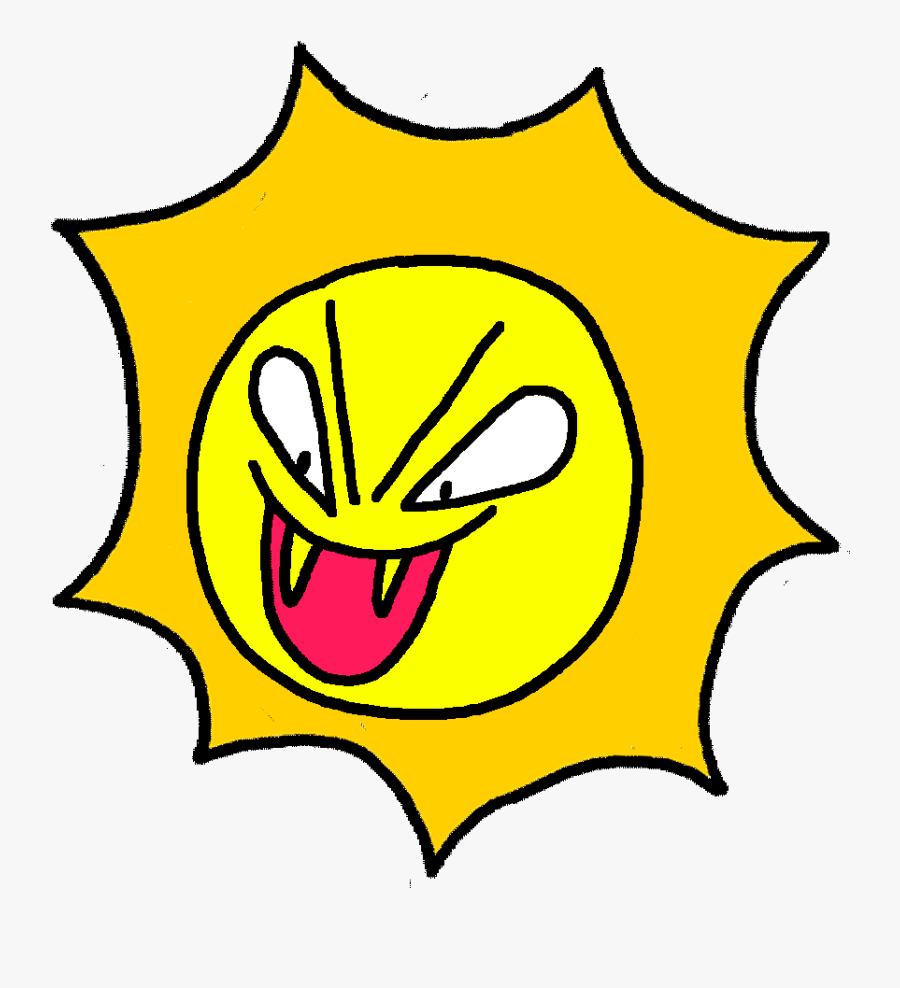 Hot Summer Sticker Peiper For Ios Android Giphy Gif - Animated Gif Hot Sun, Transparent Clipart