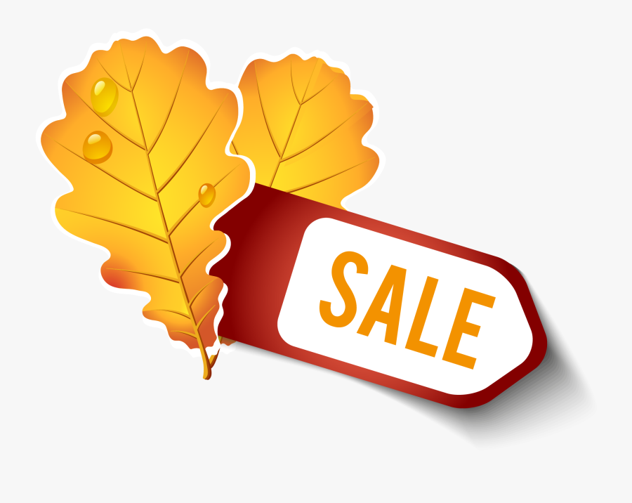Autumn Sale Logo Png, Transparent Clipart