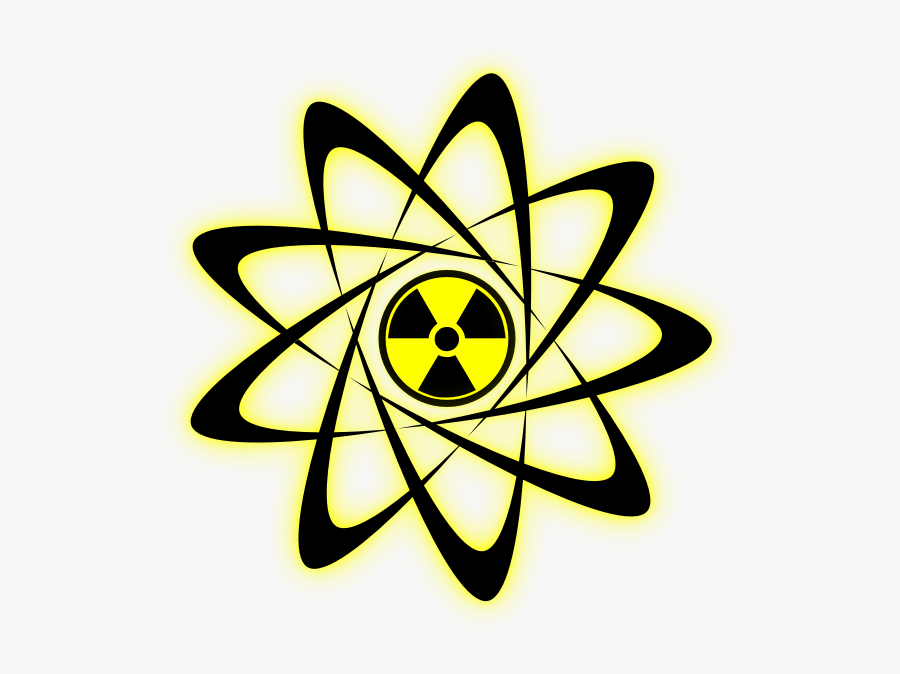 Nuclear Energy - Circle, Transparent Clipart