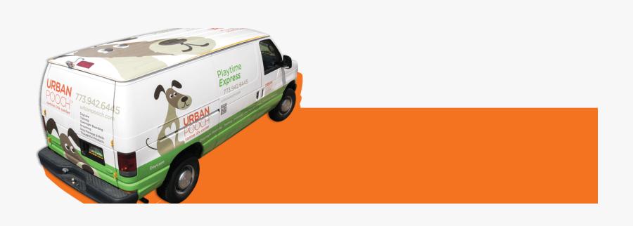 Compact Van, Transparent Clipart