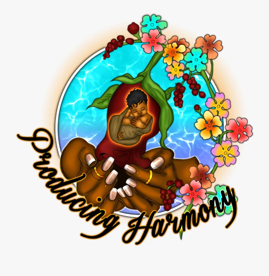 Producing Harmony Logo, Transparent Clipart