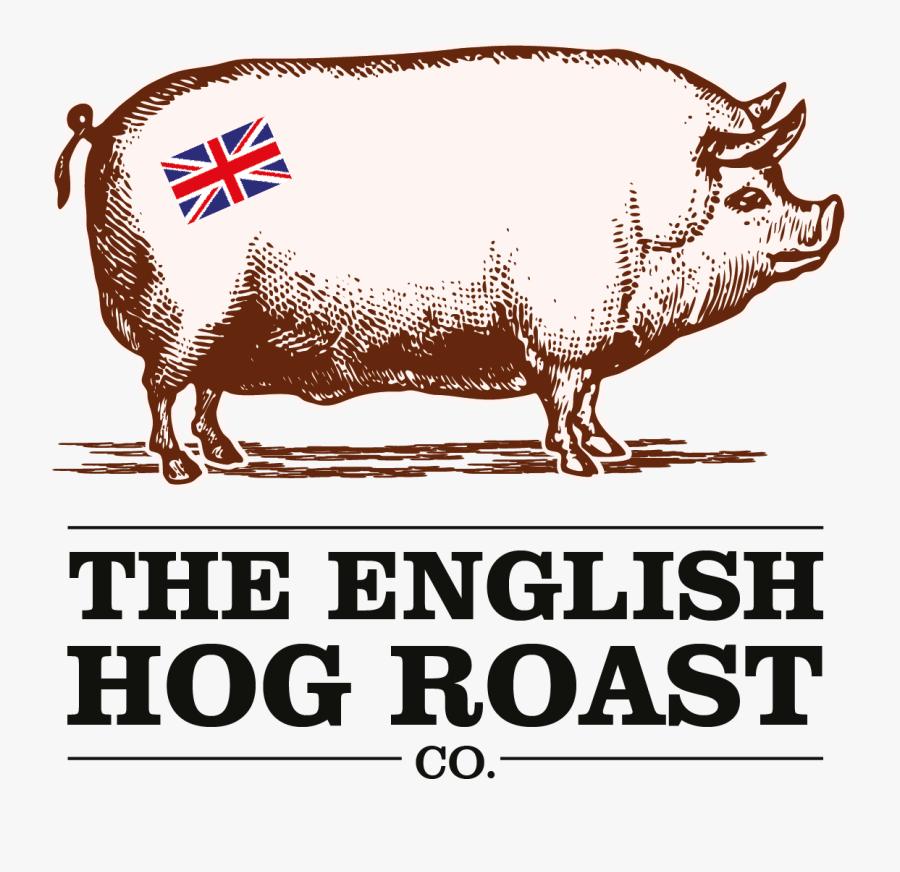 Clipart Pig Rectangle - Hog Roast, Transparent Clipart