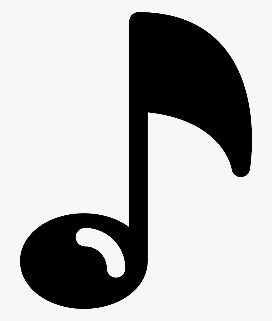 Musical Note With Shine - Compositor Icon, Transparent Clipart