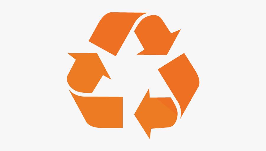 Recycle Symbol, Transparent Clipart