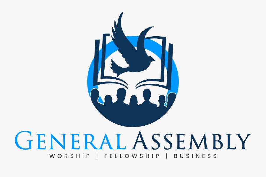 Church Assembly Logo, Transparent Clipart