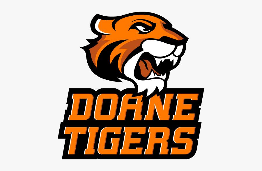 "Doane Logo""  Src=""https - Doane Tigers Logo Png, Transparent Clipart"