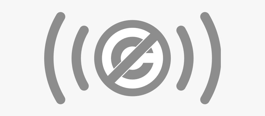 Public Domain Audio Vector Clip Art - Public Domain, Transparent Clipart
