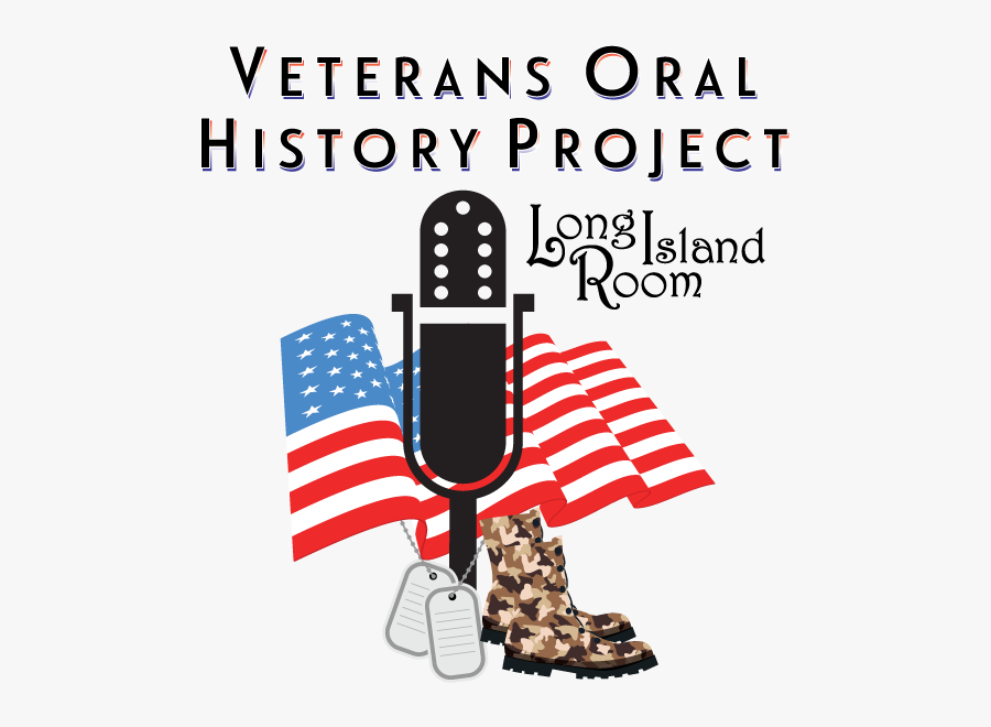Veterans Oral History Project 2 Logo, Transparent Clipart