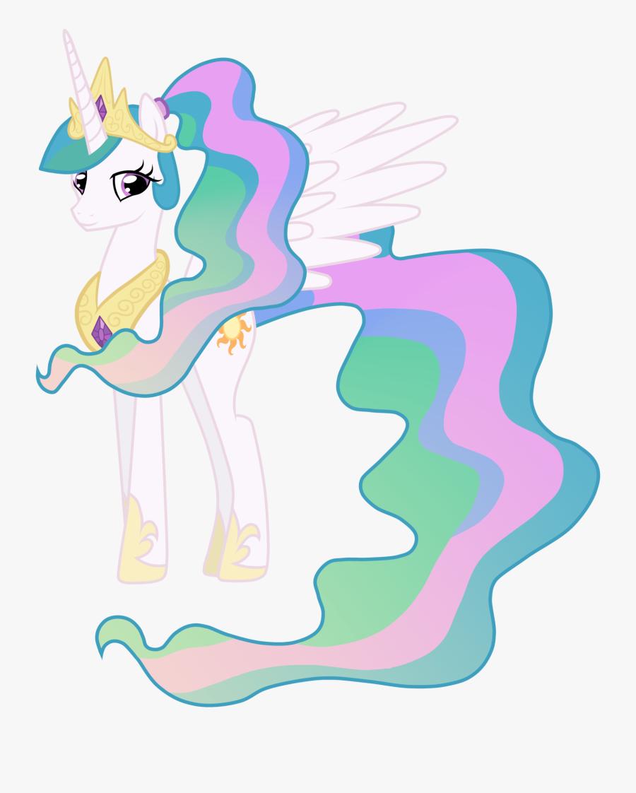 Princess Celestia Princess Luna Derpy Hooves Rarity - My Little Pony Celestie, Transparent Clipart