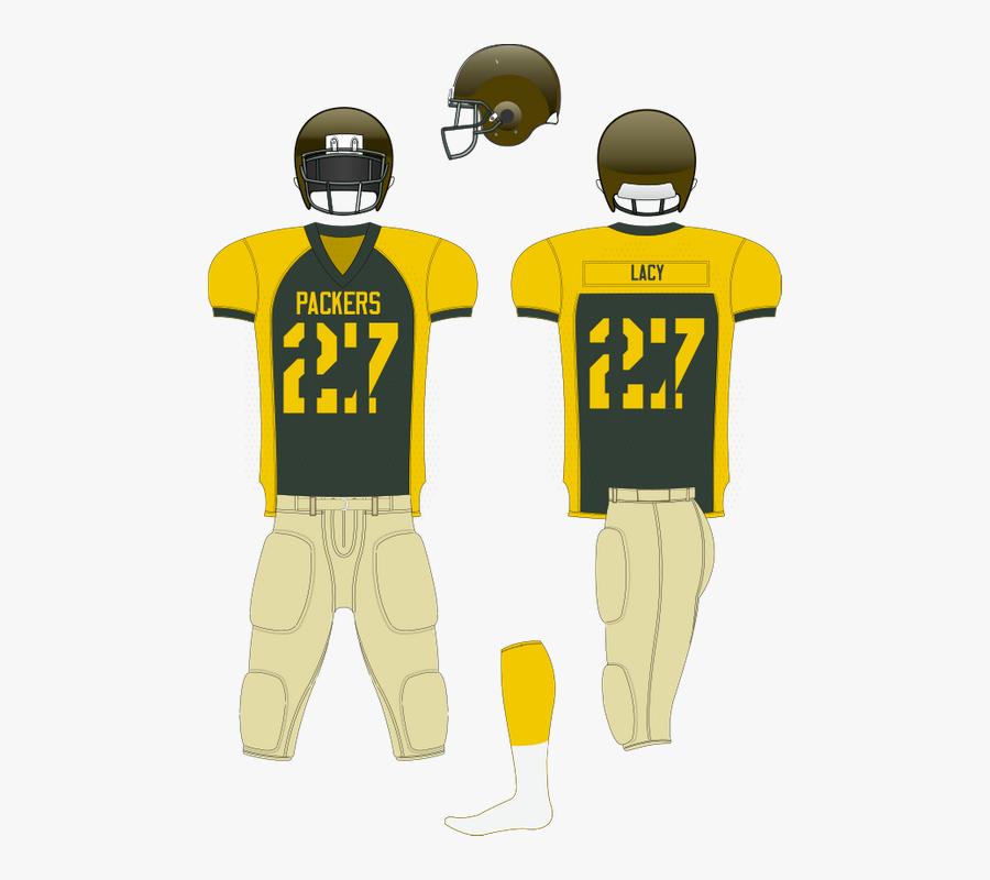 Football Uniform Styleguide Zpsuy41scxr - Kick American Football, Transparent Clipart
