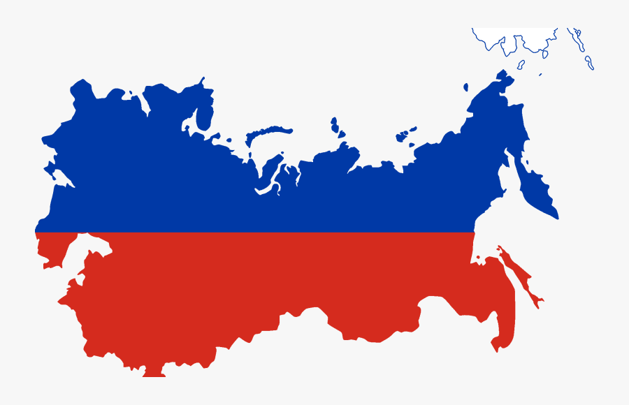 Russia, Russian Empire, Flag Of Russia, Blue, Map Png - Russian Sfsr Flag Map, Transparent Clipart