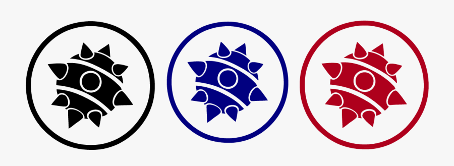 4 - Circle, Transparent Clipart
