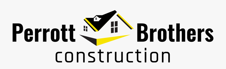 Perrott Brothers Construction Logo, Transparent Clipart