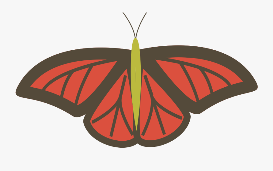 Butterfly Clipart , Png Download - Butterfly, Transparent Clipart