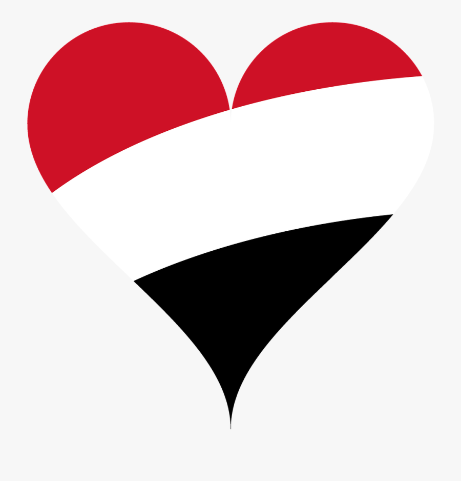 Love Heart Flag Free Photo - Transparent Sierra Leone Flag, Transparent Clipart