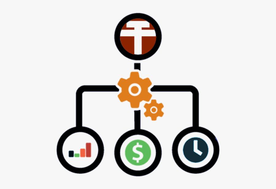 Clipart Project Management Icon, Transparent Clipart
