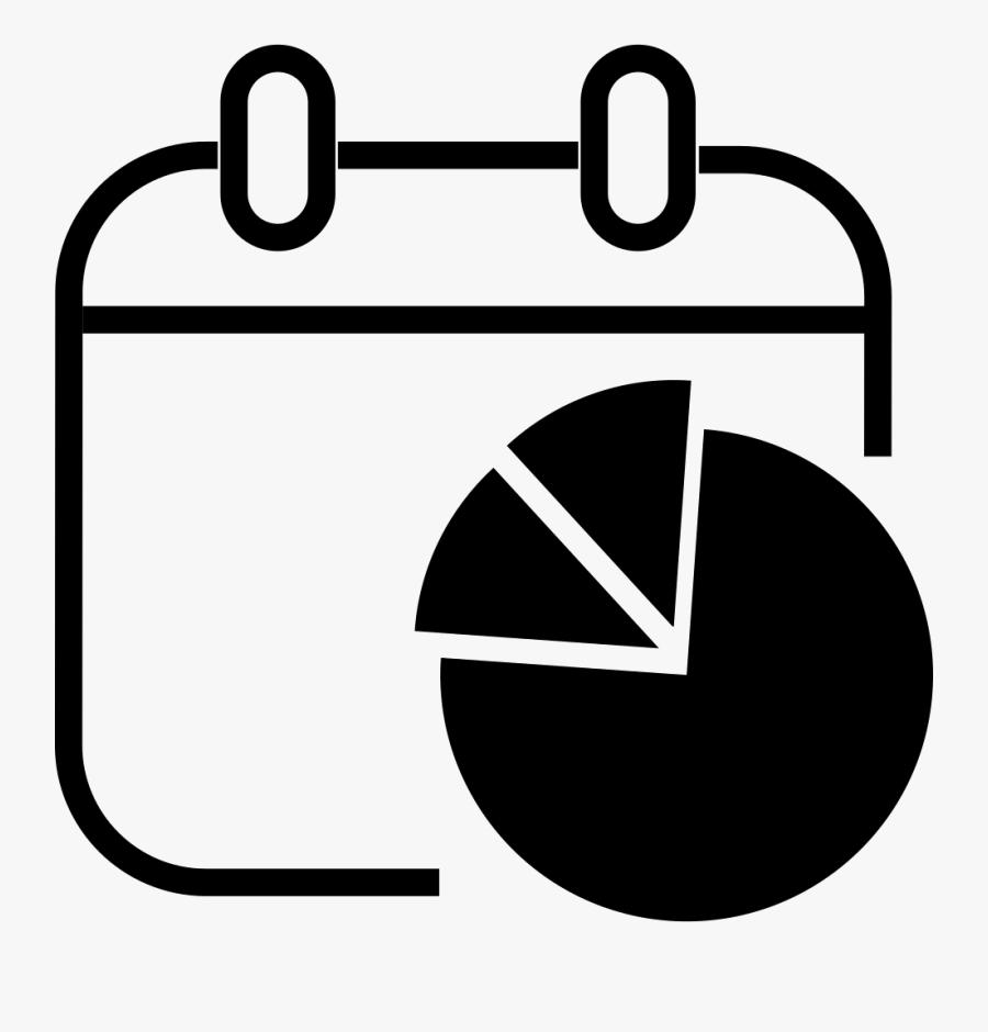 Monthly Project Management Statistics - Project Management Png Icon, Transparent Clipart