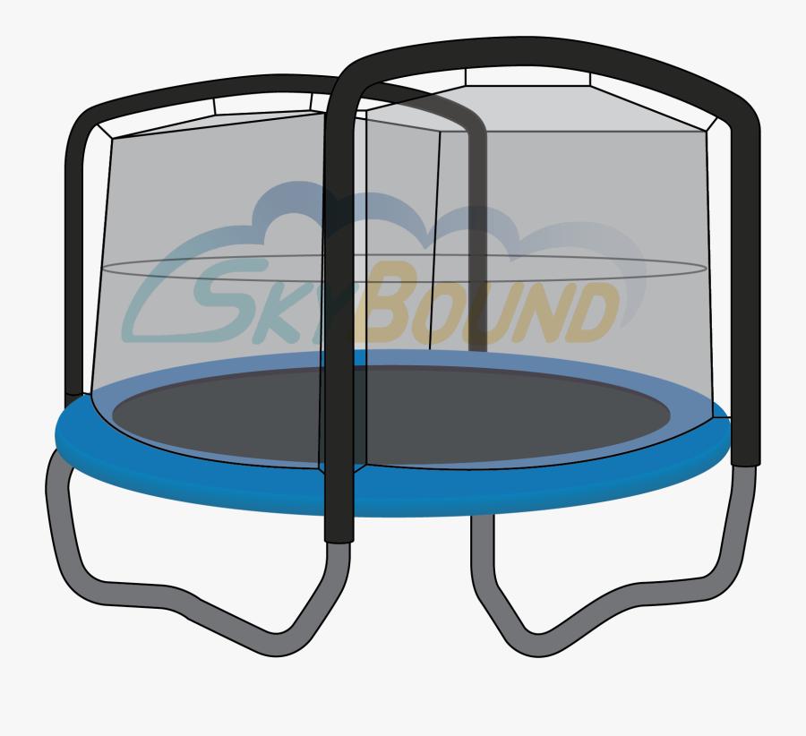 Trampoline Part, Trampoline Parts, Trampoline Nets, - Trampoline Jump, Transparent Clipart