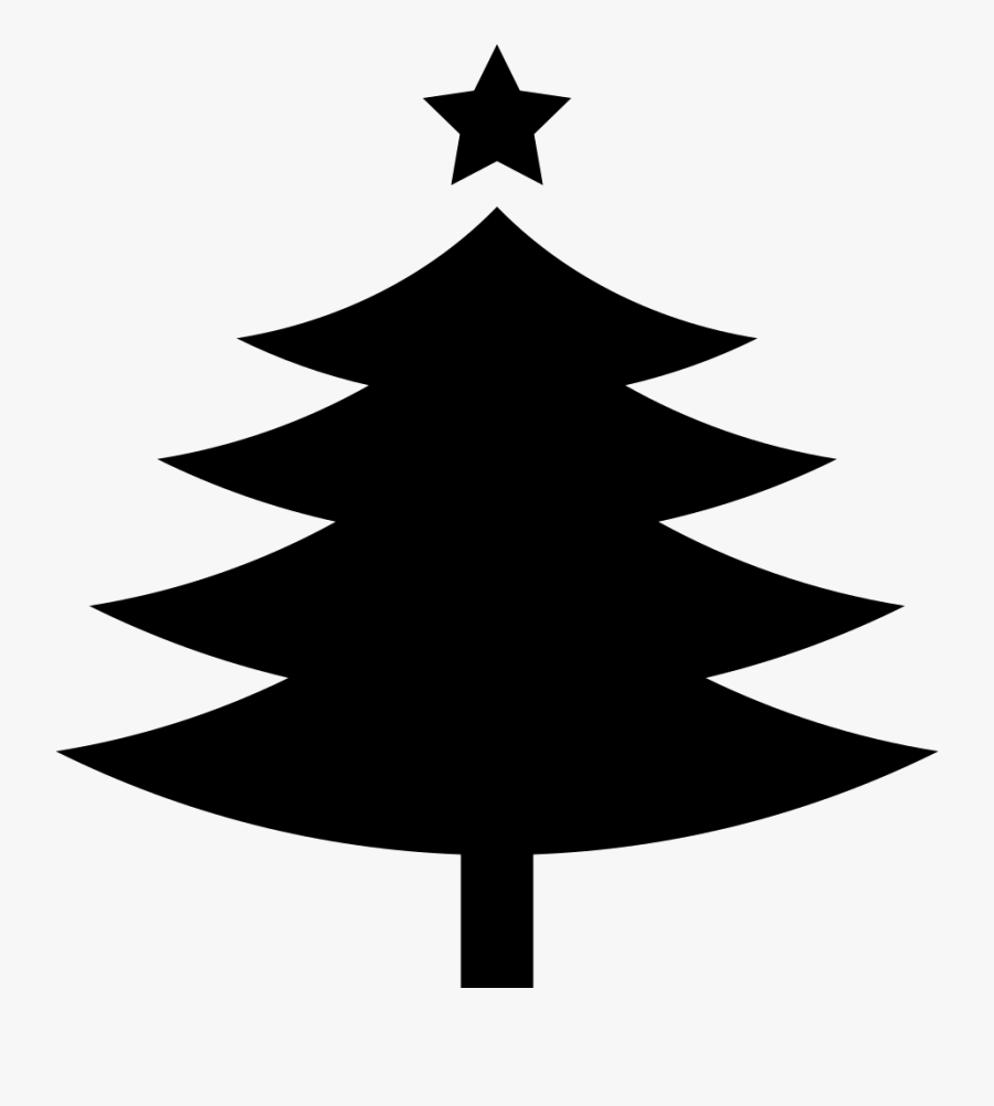 916 X 980 - Christmas Tree Svg Free, Transparent Clipart
