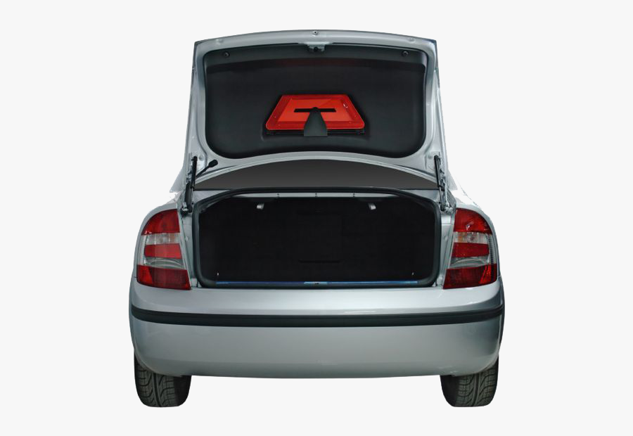 Car Trunk Transparent Png - Open Trunk Of Car, Transparent Clipart