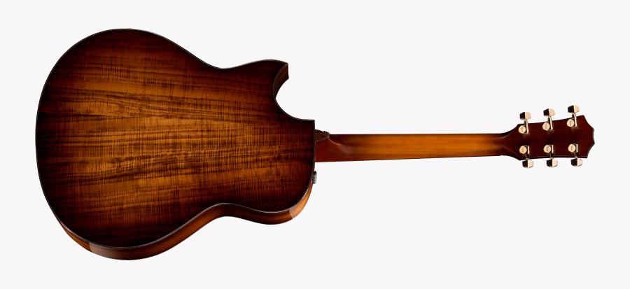 Acoustic Guitar Ukulele Taylor Guitars Acoustic-electric - Taylor Guitar Png, Transparent Clipart