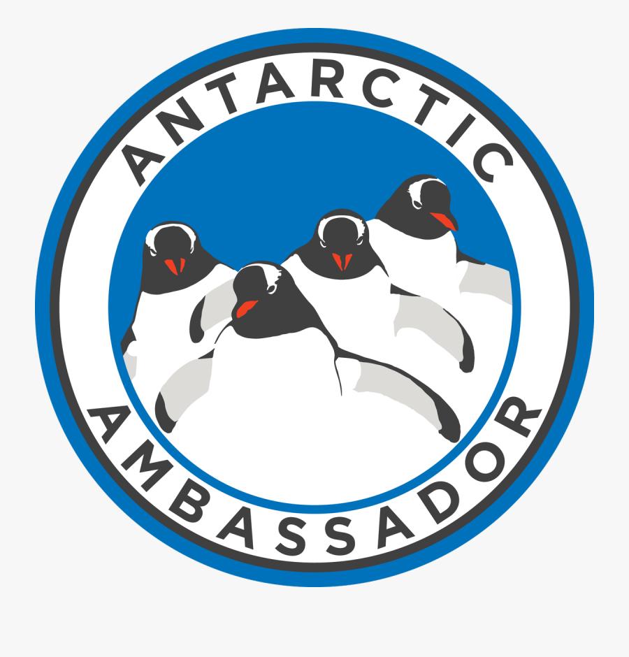 Antarctic Ambassador On Twitter - La Salle Academy Logo, Transparent Clipart