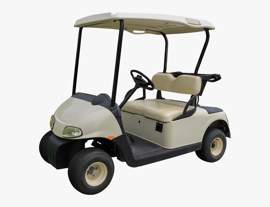 Golf Buggies Golf Course Cart - Golf Buggy Png, Transparent Clipart