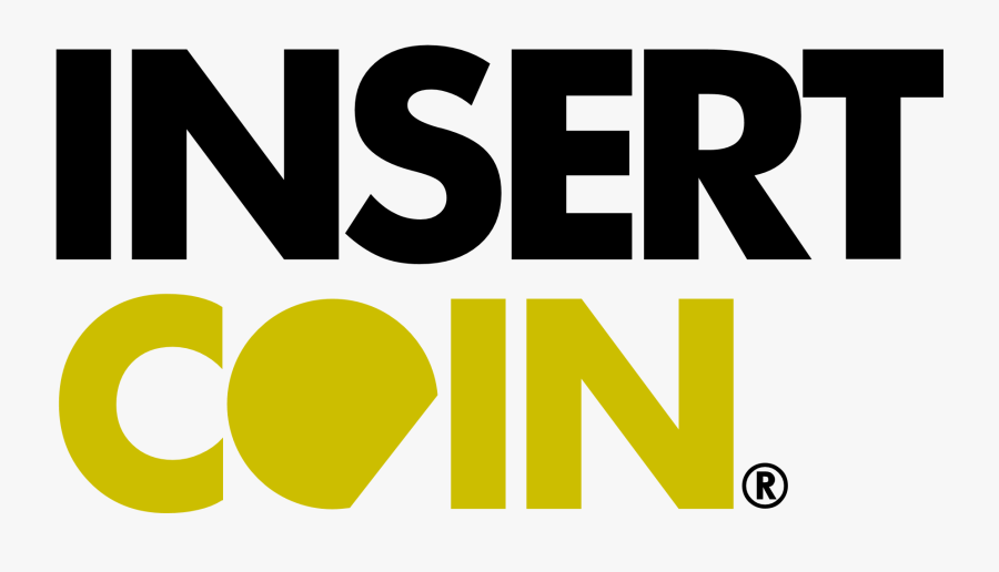 Insert Coin Clothing, Transparent Clipart