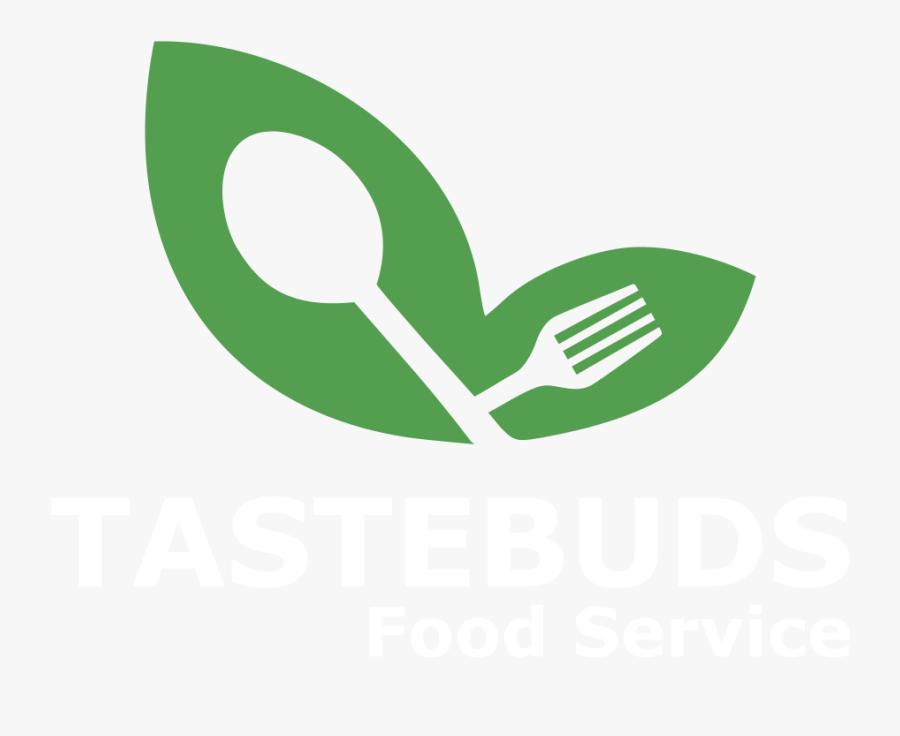Tastebuds Food Service - Food Service Management Logo, Transparent Clipart