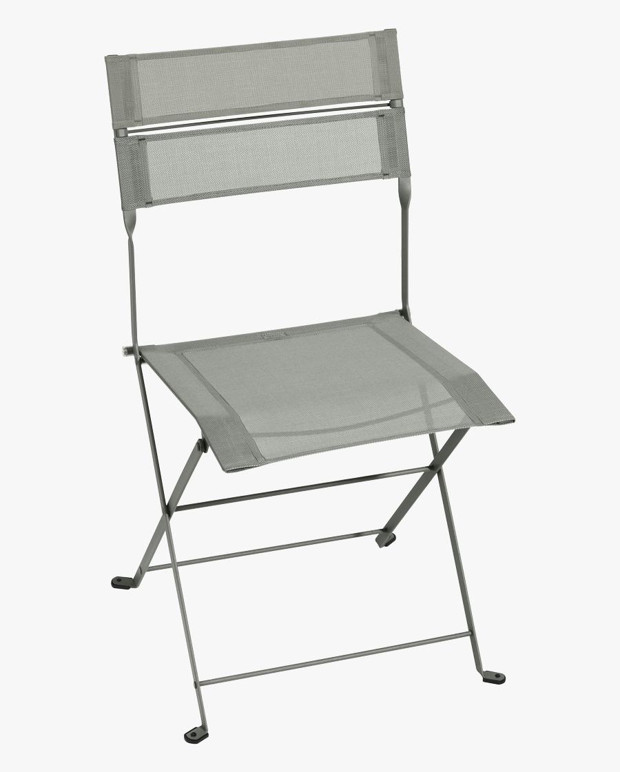 Chaise Pliante Fermob, Chaise De Jardin Pliante, Chaise - Fermob Latitude Folding Chair, Transparent Clipart